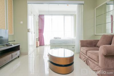 Spacious 1BR Dago Suites Apartment By Travelio