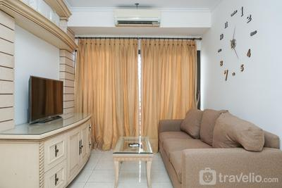 Brand New 3BR at Puri Garden Apartment By Travelio