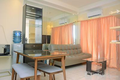 Good Location @ 2BR City Home MOI Apartment By Travelio