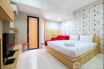 Central Jakarta Studio Apartment at Tamansari Sudirman By Travelio