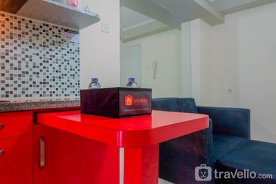 Comfortable 2BR @ Green Palace Kalibata City Apartment By Travelio