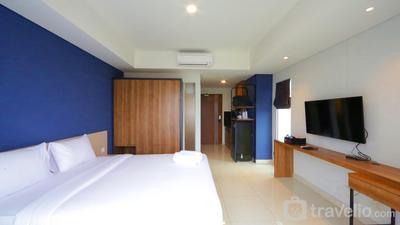 Modern Stylish Studio at Greko Apartment Bandung By Travelio