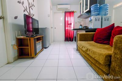 Homey and Tranquil 2BR at Kalibata City Apartment By Travelio