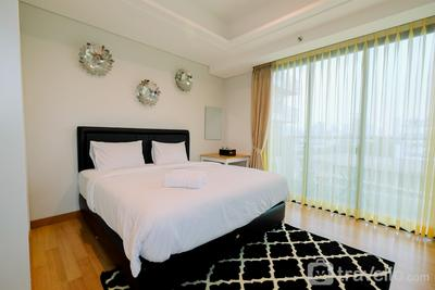 Monas View Studio Apartment at Capitol Suites By Travelio