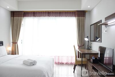 Strategic Studio at Green Kosambi Bandung Apartment By Travelio