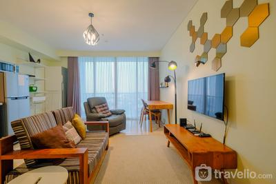 Luxurious and Homey 2BR Lexington Apartment By Travelio