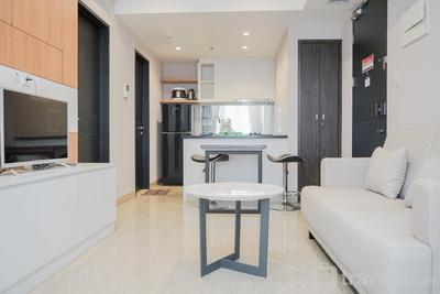 Marvelous 1BR at The Branz Apartment By Travelio