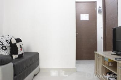 Pleasant 2BR Apartment at Sudirman Suites Bandung By Travelio