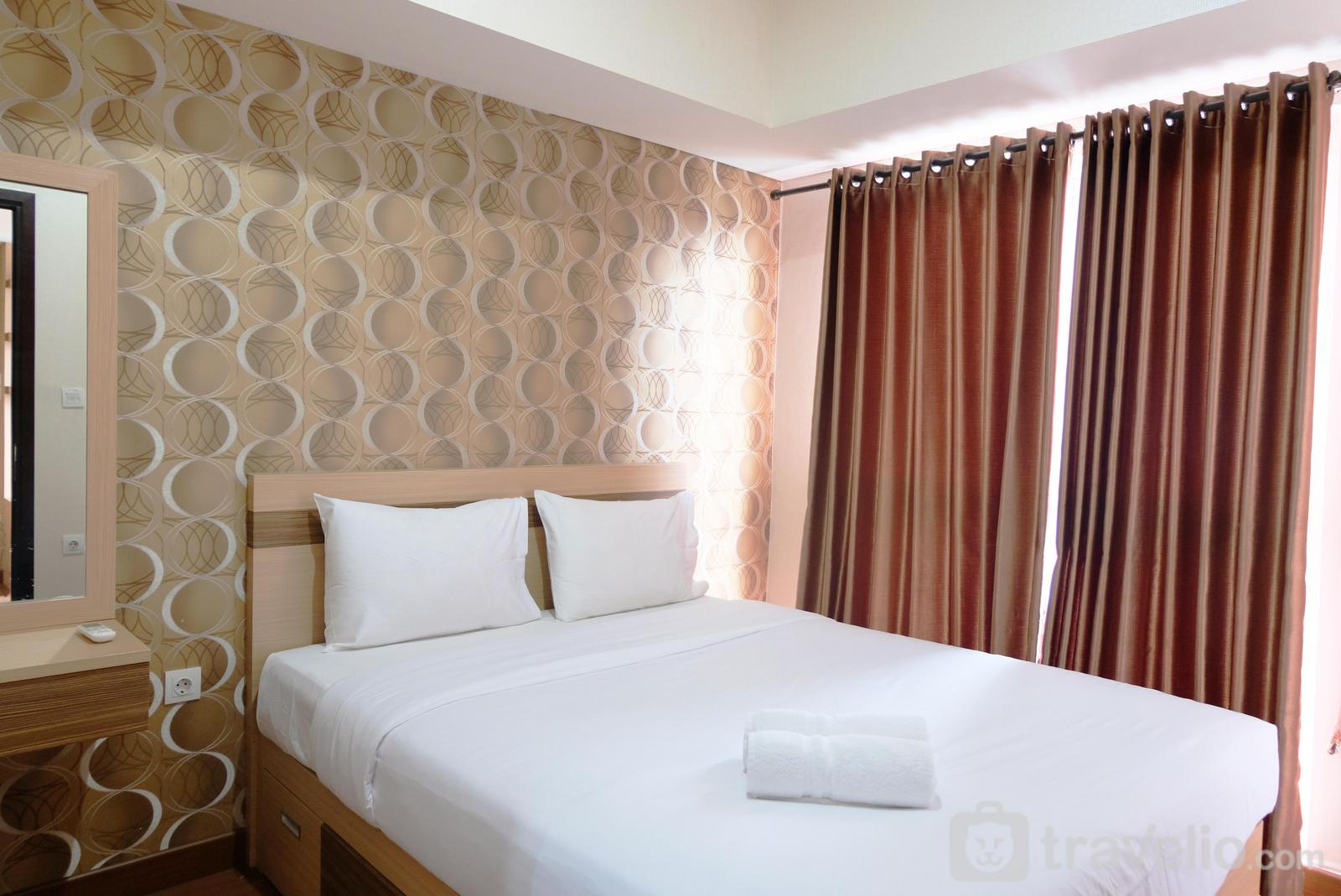 Casa de Parco Apartment - Cozy & Tranquil 1BR Apartment Casa De Parco BSD By Travelio