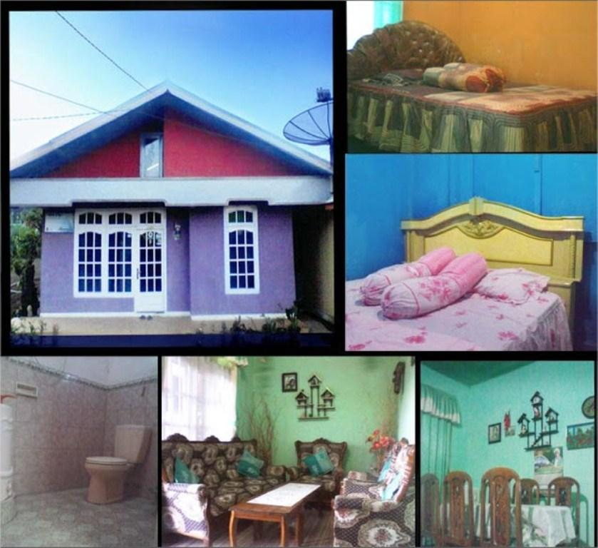 4BR Homestay Family Syariah Kenanga Base In Arjuna Temple Dieng Kulon Village