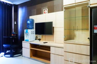 Best View 2BR Apartment at Tamansari Papilio By Travelio