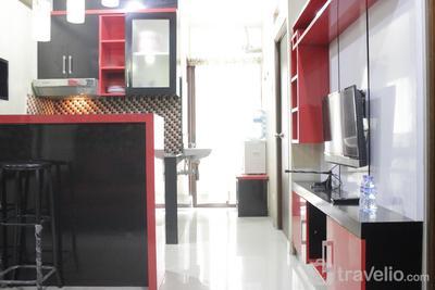 Stylish & Comfy 2BR Apartment  at Gateway Ahmad Yani Cicadas Bandung By Travelio