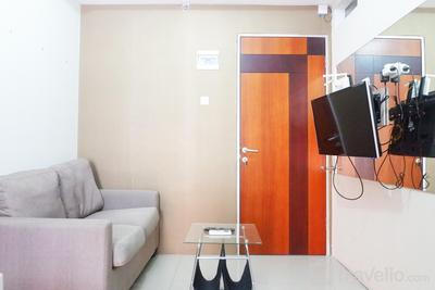 Strategic 2BR at Gunawangsa Merr Apartment By Travelio