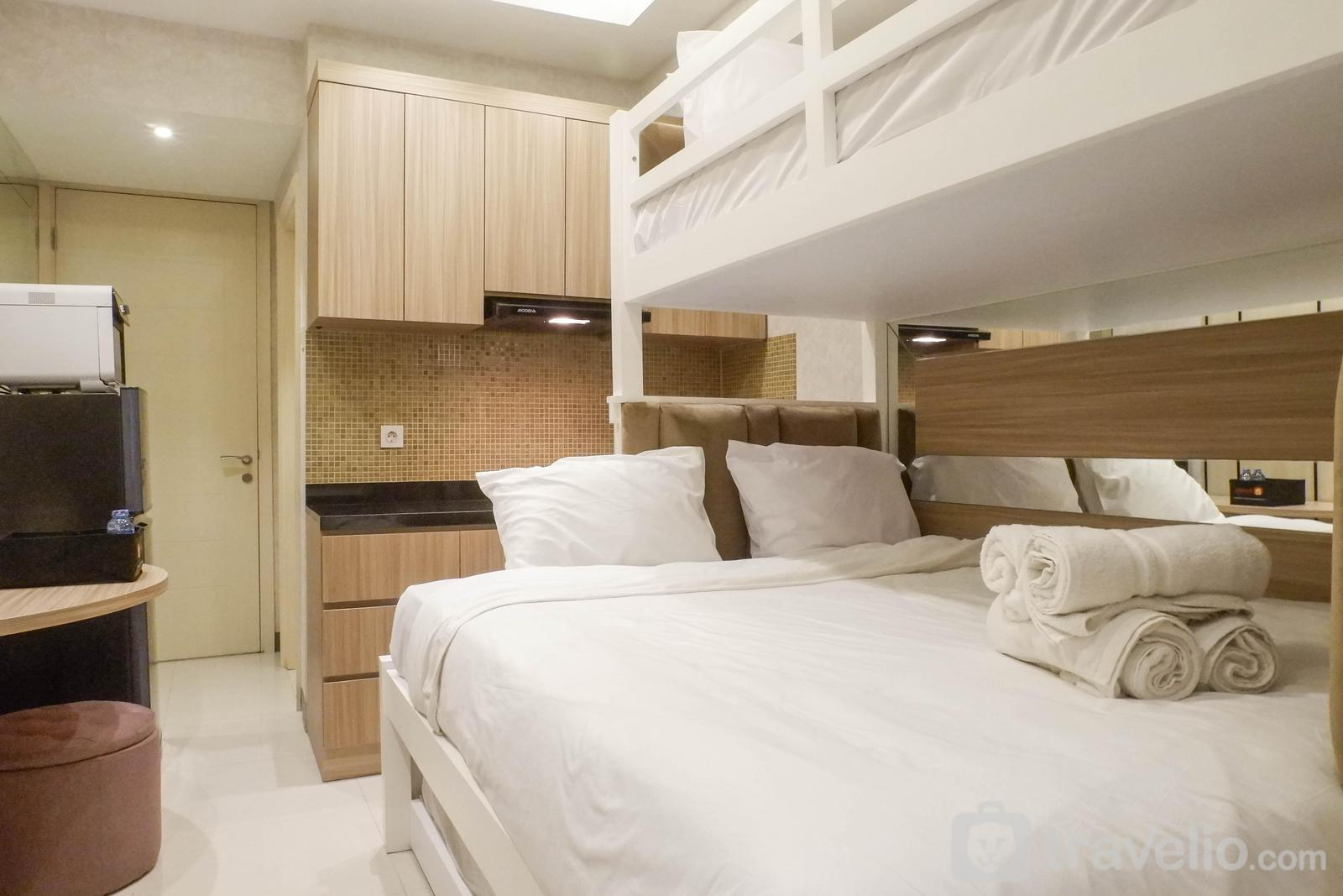 Apartemen Supermall Mansion - Best Studio Benson Apartment Connected to Pakuwon Mall next to Anderson By Travelio