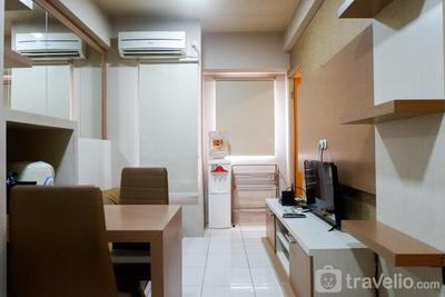 Modern 2BR Apartment at Puncak Permai By Travelio