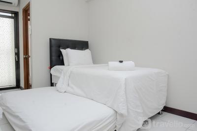 Alluring Studio at Lagoon Apartment near Bekasi Town Square By Travelio