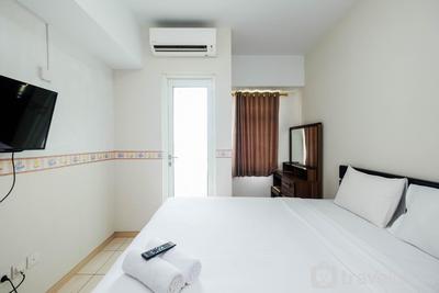Comfortable Studio at Springlake Summarecon Bekasi Apartment By Travelio