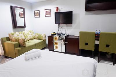 Best Studio Apartment Tamansari Sudirman By Travelio