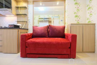 Best Price & Comfy 2BR Bassura City Apartment By Travelio