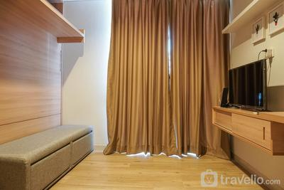 Beautiful Studio Apartment @ Taman Anggrek Residence By Travelio