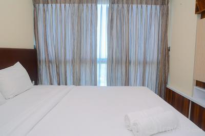 Minimalist and Spacious 1BR Callia Apartment By Travelio