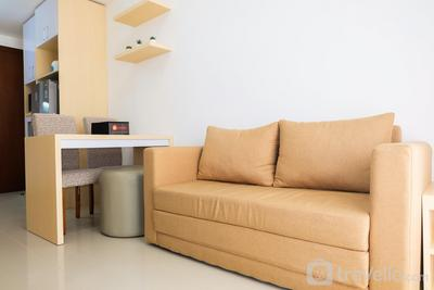 Cozy 1BR at Signature Park Grande Apartment By Travelio