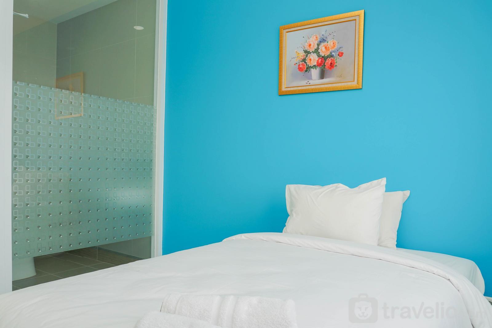 Guest House Way Seputih - Studio Room at Way Seputih Residence near Taman Anggrek By Travelio