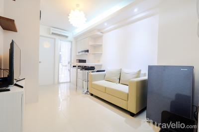 New & Clean 2BR Bassura City Apartment By Travelio