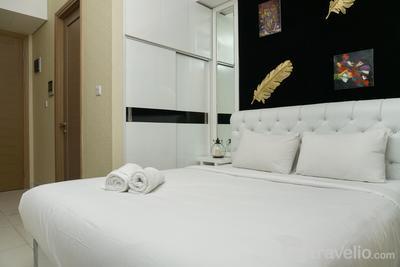 Best Choice Studio Apartment at Taman Anggrek Residences By Travelio