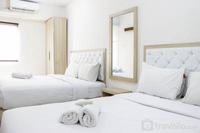 Spacious & Deluxe 2BR Gateway Ahmad Yani Cicadas Apartment By Travelio