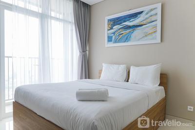 Wonderful Studio Apartment Ciputra International By Travelio