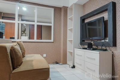 Cozy and Simply 2BR Kebagusan City Apartment By Travelio