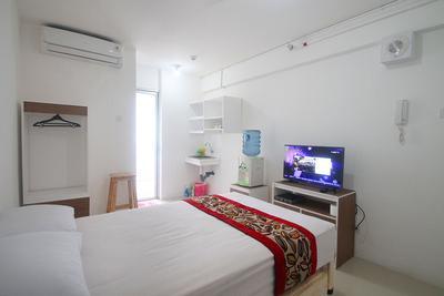 Simple Studio Room @ Bassura City Apartment