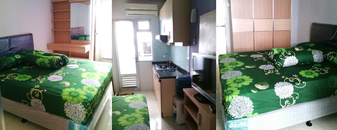 Gading Nias Residence - Studio Room @ Gading Nias Apartment By Surya Gading Property