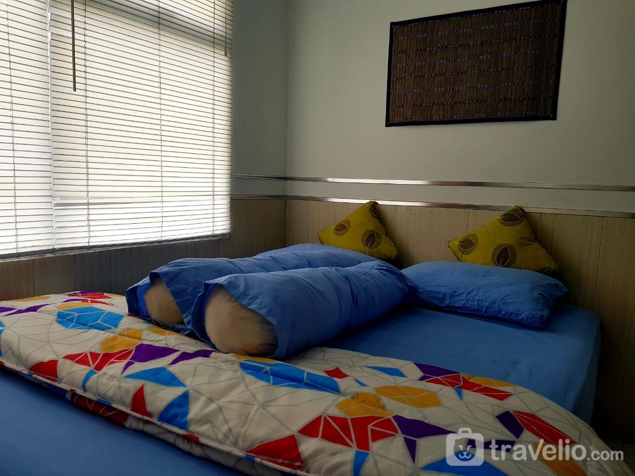 The Jarrdin Cihampelas - Comfortable Studio Room The Jarrdin Apartment