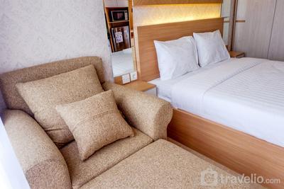 Premium Studio at Menteng Park Apartment By Travelio