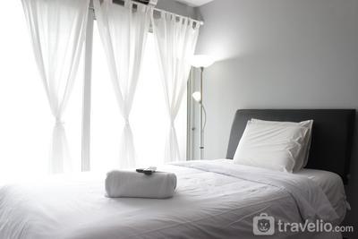 Trendy Studio Room at Galeri Ciumbuleuit 1 Apartment near UNPAR By Travelio