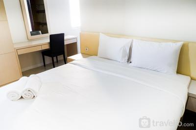 Comfy 1BR Twin Tower Apartment By Travelio