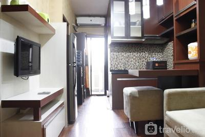 Parquette 2BR Gateway Ahmad Yani Cicadas Apartment By Travelio