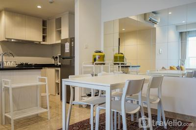 Luxurious 2BR Apartment at The Branz BSD By Travelio