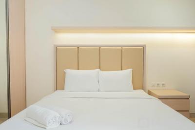 Comfy Studio Apartment at Menteng Park By Travelio