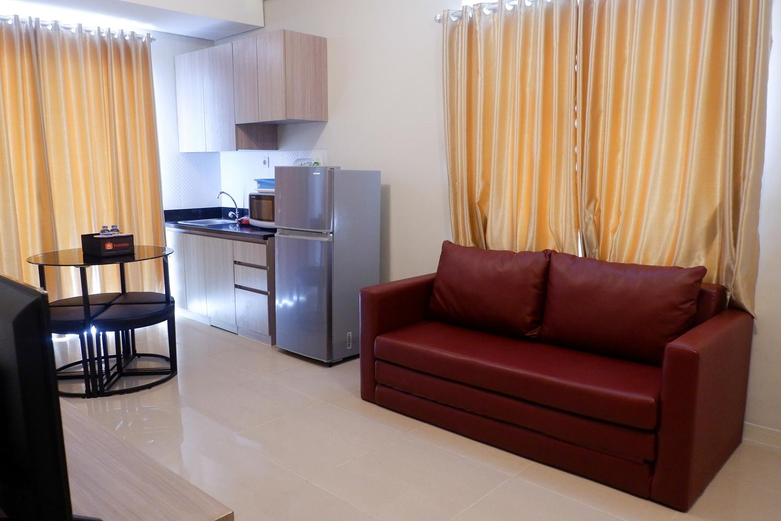 Madison Park Tanjung Duren - 2 BR New Madison Apartment Near Central Park By Travelio
