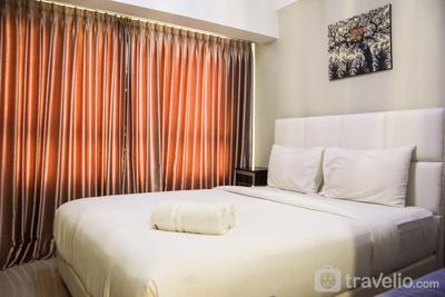 Modern and Homey Studio at Springlake Summarecon Apartment By Travelio