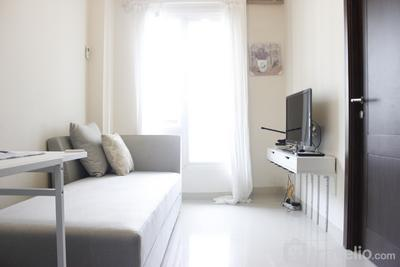 Compact 2BR @ Galeri Ciumbuleuit 2 Apartment near Dago By Travelio