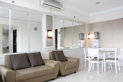Classic 3BR At Braga City Walk Apartment By Travelio