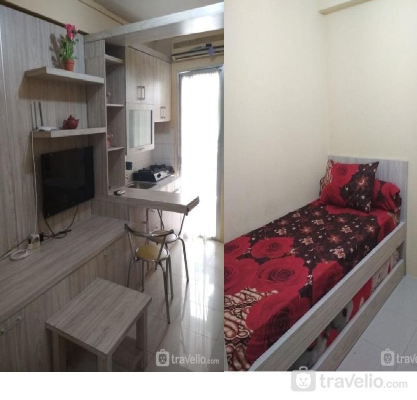 Gunawangsa Merr - Full Furnished 2 Bedroom 21st - A27 Floor At Gunawangsa Merr Apartment
