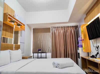 Comfort Studio at Vida View Makassar Apartment By Travelio