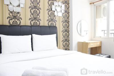 Compact Studio Room at Sudirman Suites Apartment By Travelio