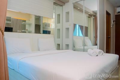 Cozy with Good Location Studio at Tifolia Apartment By Travelio
