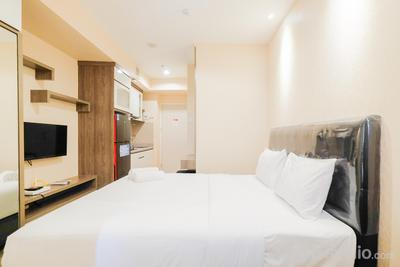Pleasant Studio Apartment at Grand Kamala Lagoon By Travelio